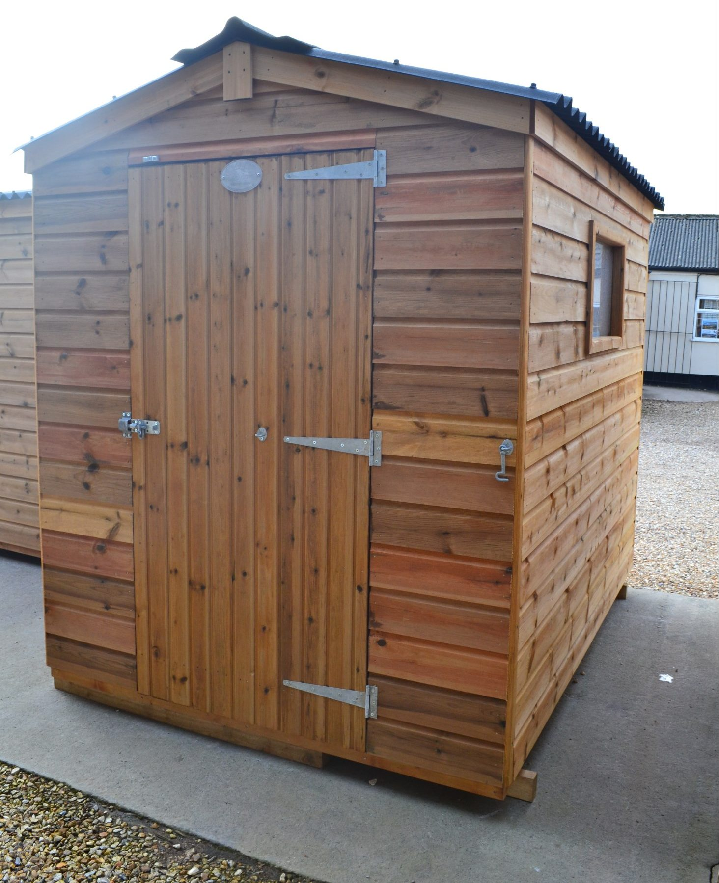 Garden Sheds Jersey Channel Islands garden sheds